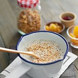 Porridge de quinoa aux fruits secs